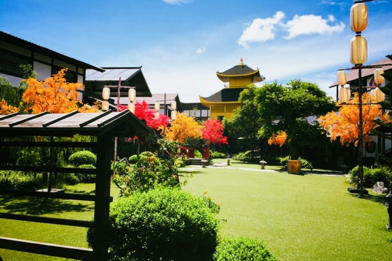 Arize Hotel Sriracha :J Park
